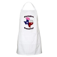 Cowgirl Country BBQ Apron