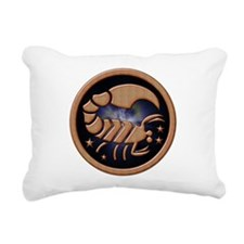 scorpio.png Rectangular Canvas Pillow
