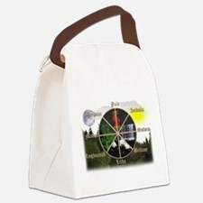 calender.png Canvas Lunch Bag