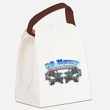 24hourhooker.png Canvas Lunch Bag