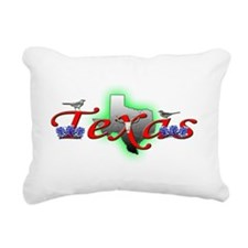 texas.png Rectangular Canvas Pillow
