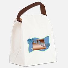 North Dakota.png Canvas Lunch Bag