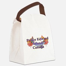 Prince Edward Island.png Canvas Lunch Bag