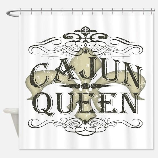 Cajun Queen Shower Curtain