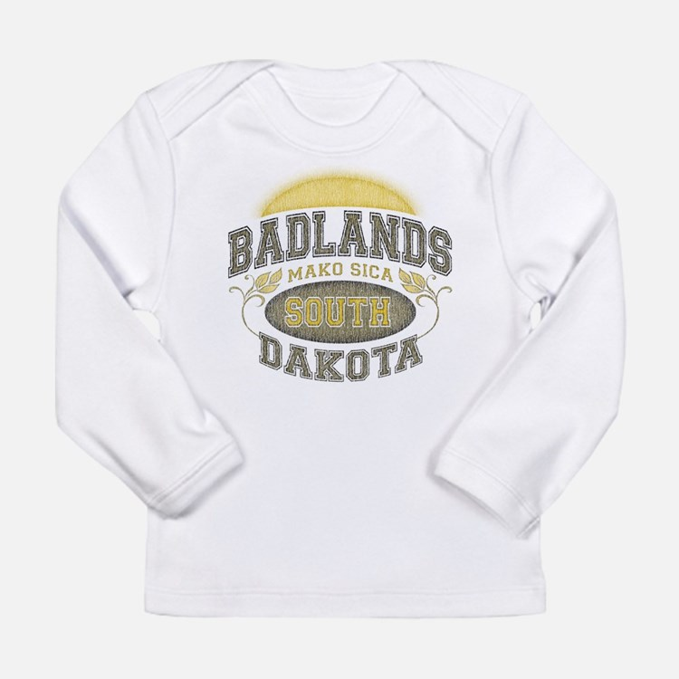 Badlands Long Sleeve Infant T-Shirt