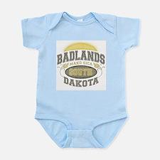 Badlands Infant Bodysuit