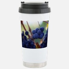 Little Bunches (Grapes) Stainless Steel Travel Mug