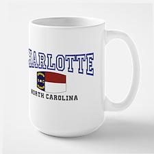 Charlotte, North Carolina NC USA Mug