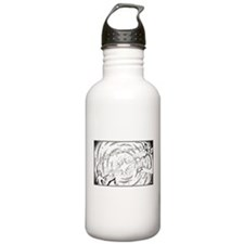 The Tales of Whimsy: Wizard Fight Water Bottle