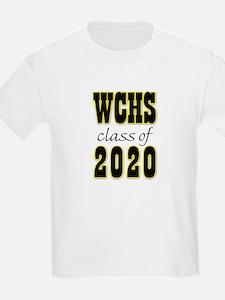 WCHS Class of 2020 Kids T-Shirt
