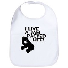 Jam Packed Life Bib