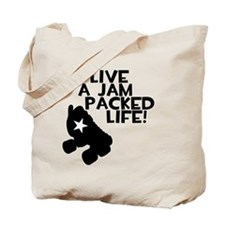 Jam Packed Life Tote Bag