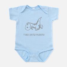 t-rex.png Infant Bodysuit