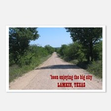 Lamkin, Texas Postcards (Package of 8)