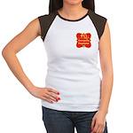 OES 911 Dispatcher Women's Cap Sleeve T-Shirt