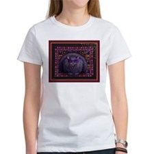 October Cat in the Act T-shirt