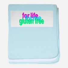 For life for me gluten free baby blanket