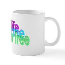 For life for me gluten free Mug