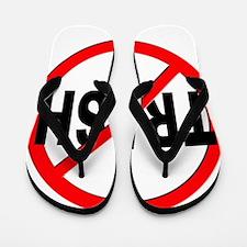 Anti / No Trash Flip Flops