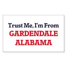 labrador grandma car sticker.png Rectangular Cockt