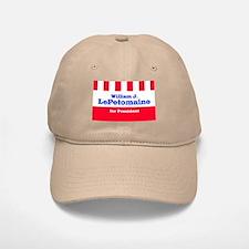William J. LePetomaine - Khaki Campaign Baseball Baseball Cap