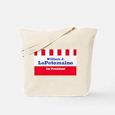 William J. LePetomaine - Tote Bag