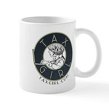 Taxgirl Coffee Small Mug