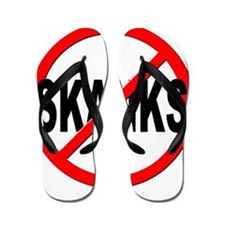 Anti / No Skanks Flip Flops