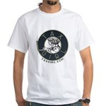 Taxgirl White T-Shirt