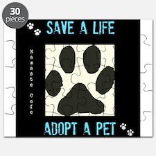 Save a Life, Adopt a Pet Puzzle
