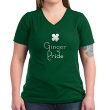 Ginger Pride V-neck