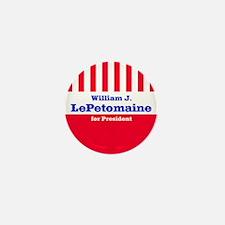 William J. LePetomaine - Mini Campaign Button