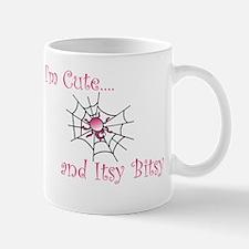 Itsy Bitsy Spider Girl Mug
