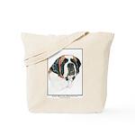 St Bernard Open Edition Tote Bag