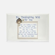 Thanksgiving Wish 1050x1050.png Rectangle Magnet
