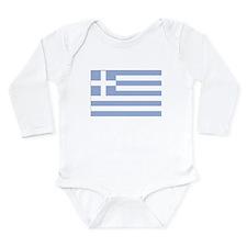 Cute Germany world cup Long Sleeve Infant Bodysuit