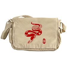 Asian Snake - Messenger Bag