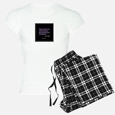 My Religion is Kindness Pajamas