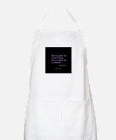 My Religion is Kindness Apron