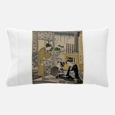 Sojo Henjo - Eishi Hosoda - 1795 Pillow Case