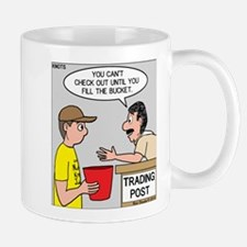 Trading Post Bucket Mug