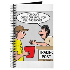 Trading Post Bucket Journal