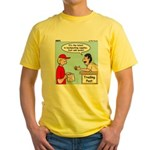 Trading Post Water Yellow T-Shirt