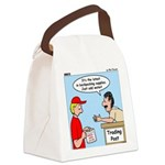 Trading Post Water Canvas Lunch Bag