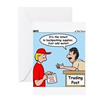 Trading Post Water Greeting Cards (Pk of 20)