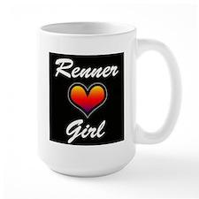 Jeremy Renner Girl! Mug