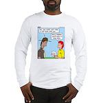 Pet Tick Long Sleeve T-Shirt