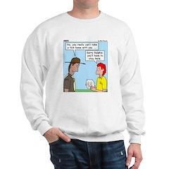 Pet Tick Sweatshirt