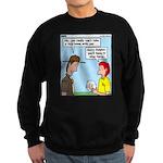 Pet Tick Sweatshirt (dark)