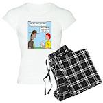 Pet Tick Women's Light Pajamas